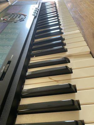 Yamaha PSR-185 61 Key Portable Keyboard Black for Sale in Jersey City, NJ