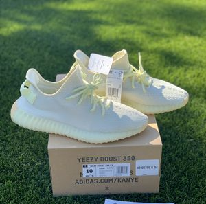Yezzy butter size 10 brand new 100% authentic w/receipt for Sale in Los Angeles, CA
