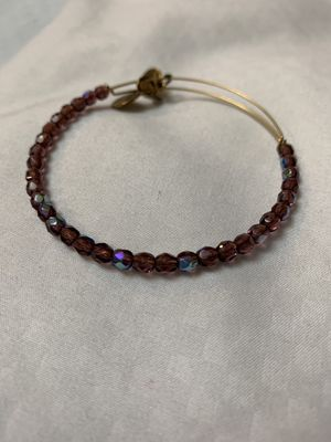 Alex and Ani Purple Beaded Bracelet for Sale in West Hartford, CT