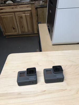 (2) Brand New Hero 5 GoPro Cameras for Sale in Portland, OR
