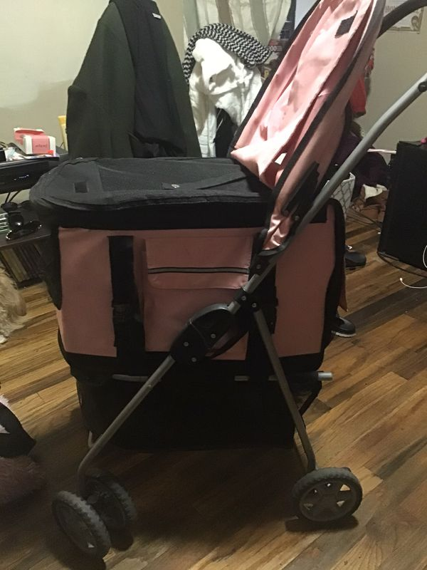 Best Pet Pink Pet Stroller