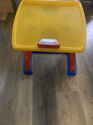 Kids Easel with chair for Sale in Fresno, CA
