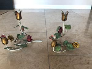 Table candelabras for Sale in Scottsdale, AZ