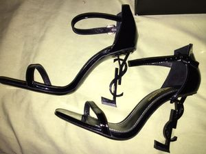 YSL OPYUM 110 MM HEELS size 7 for Sale in East Point, GA