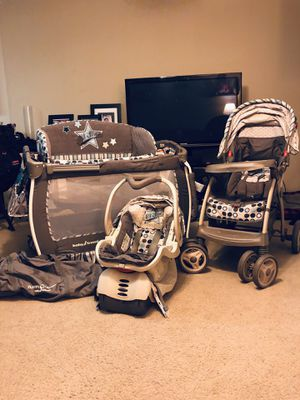 Baby Trend All Star Set for Sale in Visalia, CA