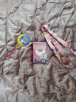 Sailor Moon Accessories for Sale in Fort Worth, TX