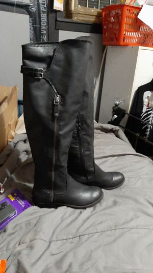 Womens Over the Knee Harley Boots for Sale in Portland, OR