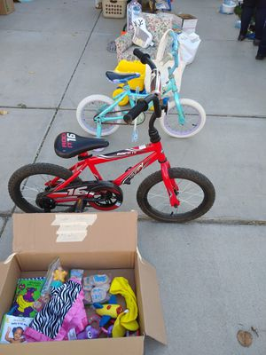 """Boys 16""""bike for Sale in Beaumont, CA"""