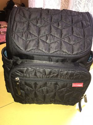 SkipHop Backpack Style Diaper Bag for Sale in Hoquiam, WA