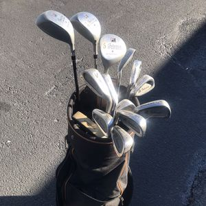 Left hand Golf clubs for Sale in Powder Springs, GA