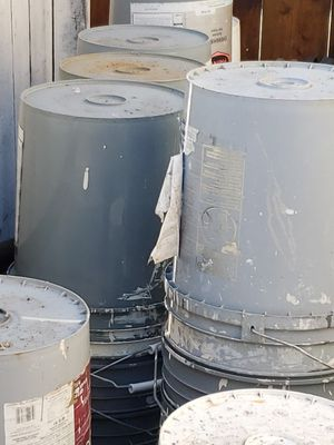 5 gallon buckets free for Sale in San Diego, CA