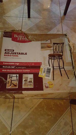 Adjustable Bar Stool for Sale in Perris, CA