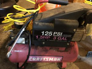 Air compressor for Sale in Orting, WA