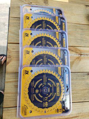 Brand new blades for Sale in MAGNOLIA SQUARE, FL