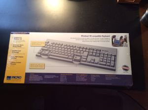 Computer keyboard. Brand new in box for Sale in Jefferson Hills, PA