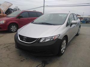 Honda civic Lx 2014 for Sale in Charlotte, NC