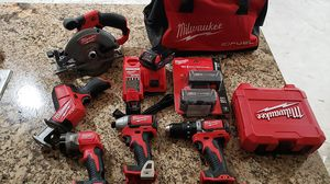 Milwaukee 10 piece tool kit for Sale in Norwalk, CA