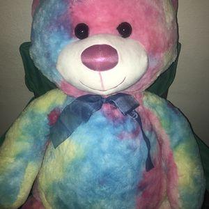 Teddy Bear Plush Rainbow Colorful Bear for Sale in Las Vegas, NV