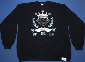 Diamond Supply Co Mens Crewneck Sweatshirt Size XL for Sale in Rialto, CA
