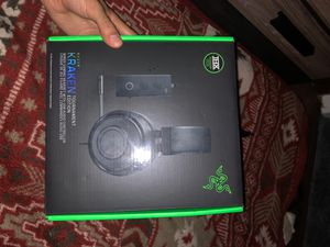 Kraken Tournament edition Gaming headset for Sale in FL, US