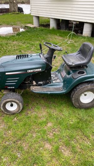 Craftsman tractor for Sale in West Mifflin, PA