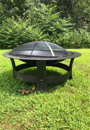 Fire pit. Used once. Some rust. Was 72$ new for Sale in Edwardsville, PA