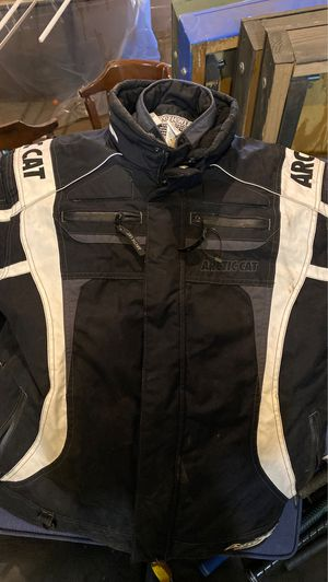 Arctic Cat snowmobile jacket men's for Sale in Racine, WI
