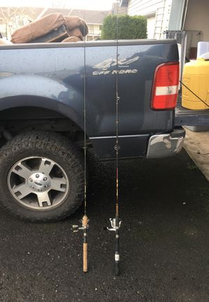 Fishing poles for Sale in Troutdale, OR