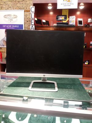 Hp computer monitor $95 for Sale in Chicago, IL