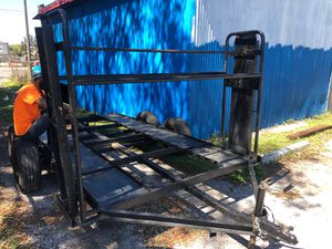16feet car trailer for Sale in Tampa, FL