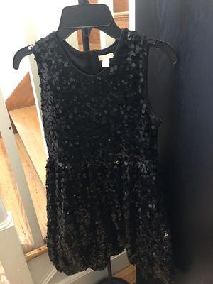 Cute black girls dress size:12 for Sale in Revere, MA