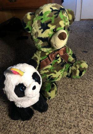 Two set plushies for Sale in Gilbert, AZ