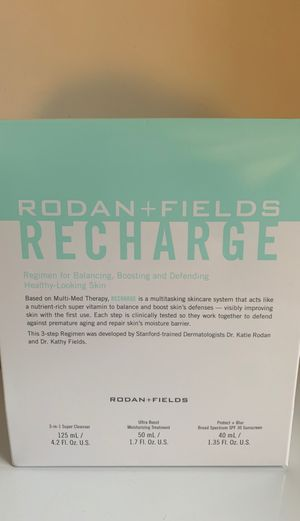 Rodan and Fields RECHARGE Regimen for Sale in Seattle, WA