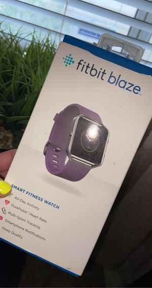 Fitbit blaze for Sale in Chandler, AZ