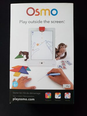 Osmo starter kit for iPad for Sale in Carol Stream, IL
