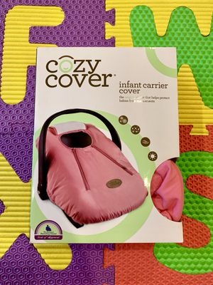 BABY CARRIER COVER\ CAR SEAT COVER for Sale in Pico Rivera, CA