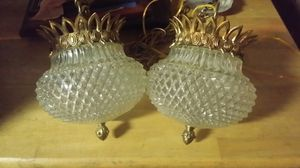 Antique Pineapple Lamps for Sale in Dundalk, MD