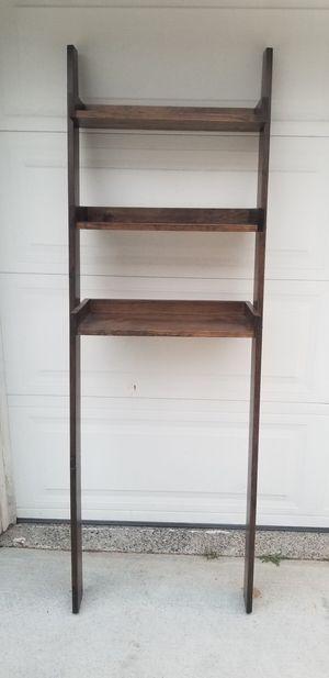 3 tier wooden ladder shelf for Sale in Burien, WA