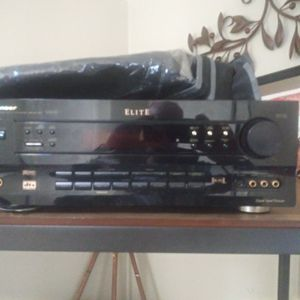 Pioneer reciever, car stereo, and DVD player, with Bose speakers and VCR for Sale in Nashville, TN