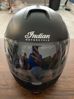 Indian motorcycle helmet- Full face flip up for Sale in Toledo, OH