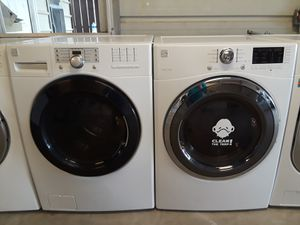 Kenmore Front Loading Washer And Dryer for Sale in Del Valle, TX