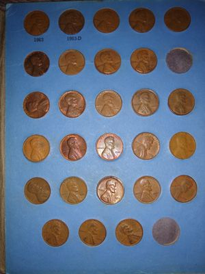 Penny collection for Sale in Sebring, FL
