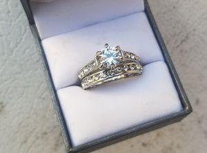 Round wedding ring for Sale in Gresham, OR