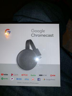 Google chromecast brand new for Sale in Las Vegas, NV