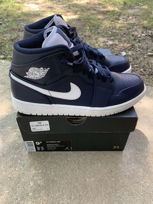 Jordan 1 Mid Size 9.5 Asking $120 or best offer for Sale in Columbia, MD