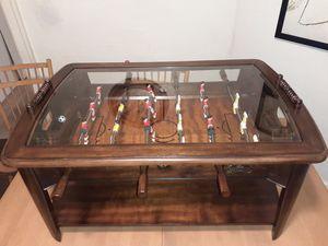 Coffee table /Foosball table for Sale in Cheektowaga, NY