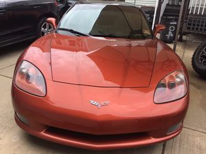 2005 Chevy corvette automatic for Sale in Jersey City, NJ