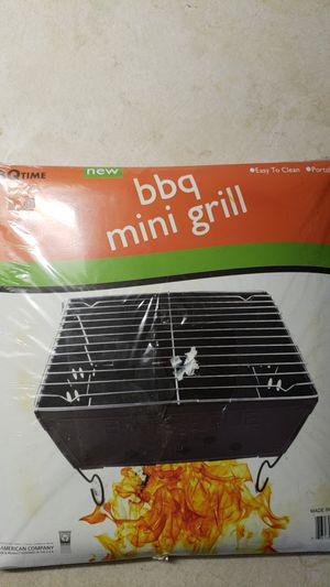 Brand new bbq portable grille for Sale in Charlotte, NC