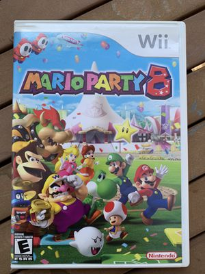 Mario Party 8 (Wii) for Sale in Redwood City, CA