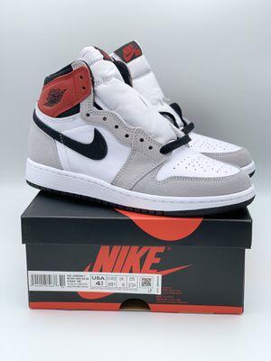 Nike Air Jordan High Smoke Grey for Sale in Riverside, CA